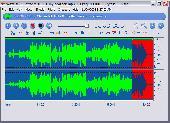 Screenshot of MP3 Wave Editor