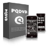 PQ's DVD to iPhone Movie Video Converter Screenshot