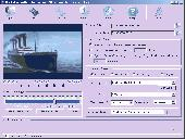 RER AVI/MPEG/DVD/WMV/RM Video Splitter Screenshot