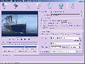 RER AVI/MPEG/DVD/WMV/RM Video Splitter Screenshot