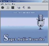 Super Digital Audio Recorder Screenshot