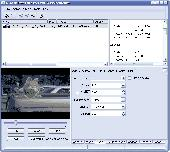 YASA AVI WMV MOV VOB to MP3 Converter Screenshot