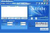 Altdo DVD to AMR MP3 AAC Ripper Screenshot