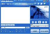 Screenshot of Altdo Flash to AVI DVD Converter&Burner