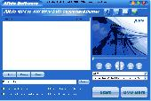 Altdo MP4 to AVI DVD Converter&Burner Screenshot