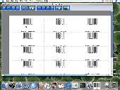 Barcode Alpha 1.1 for  Mac OS X Screenshot
