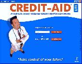 Screenshot of Credit-Aid Credit Repair Software