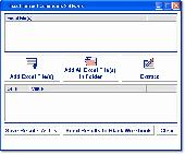 Excel Extract Comments Software Screenshot