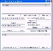 Excel Extract Data & Text Software Screenshot