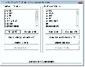 FoxPro Move to Another FoxPro Database Software Screenshot