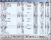 Geo data German Streets (English) Screenshot