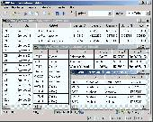 Screenshot of Geo Data International Admin (English)