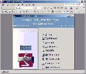 Screenshot of Omega Enterprise Manager