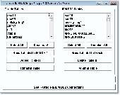 Oracle IBM DB2 Import, Export & Convert Software Screenshot