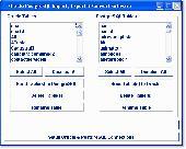 Oracle PostgreSQL Import, Export & Convert Software Screenshot