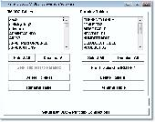 Paradox to IBM DB2 Conversion Software Screenshot