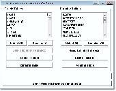 Screenshot of Paradox to Oracle Conversion Software