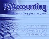 Screenshot of PSA Accounting