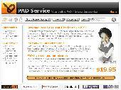 Screenshot of PAD Server OS X