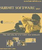 Screenshot of Submit Software