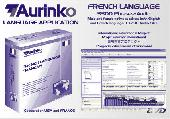 Aurinko - French Language Screenshot