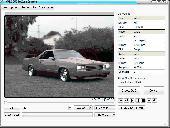 A VX DVD 2 Zune Convert Screenshot