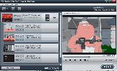 Screenshot of FLV to AVI Converter