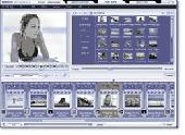 MAGIX Movies on CD & DVD Screenshot
