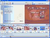 PhotoVidShow DVD photo slideshow software Screenshot