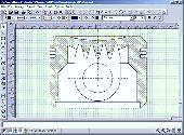 PowerCad 2D Component Screenshot
