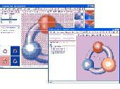 Screenshot of RealWorld Icon Editor