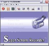 Screenshot of Super Video Screen Recorder