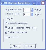 U4 Screen Magnifier Screenshot