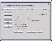 ADWARESCANNER Screenshot