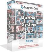 Screenshot of Banner System for X-Cart Mod - X-Cart Mod