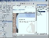 Dynamic HTML Editor Screenshot