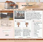 Screenshot of e3 Real Estate Website 96