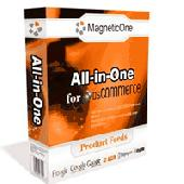 osCommerce All-in-One Product Feeds Screenshot