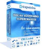 Social Bookmarks Supercharged - CRE Loaded Module Screenshot