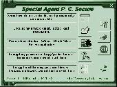 Special Agent PC Secure Screenshot