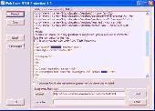 Web Form SPAM Protection Screenshot
