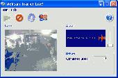 Screenshot of Webcam Tracker Live!