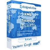 XML Sitemap for X-Cart Screenshot