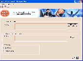 A Data Recovery Software- Q R for MS Word Screenshot