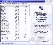 A1Click Ultra PC Cleaner Screenshot