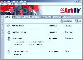 Avira AntiVir Windows Workstation Screenshot