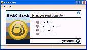 BackOnTrack Home Screenshot