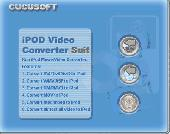 CucusoftiPod Video Converter + DVD to iP Screenshot