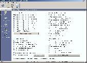 Screenshot of Desktop Security Rx Software