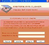DigiGenius DVD Cloner Screenshot